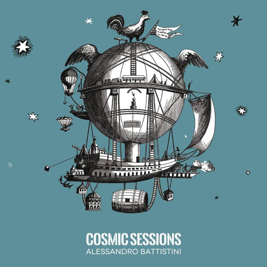 Cosmic Sessions - Cover