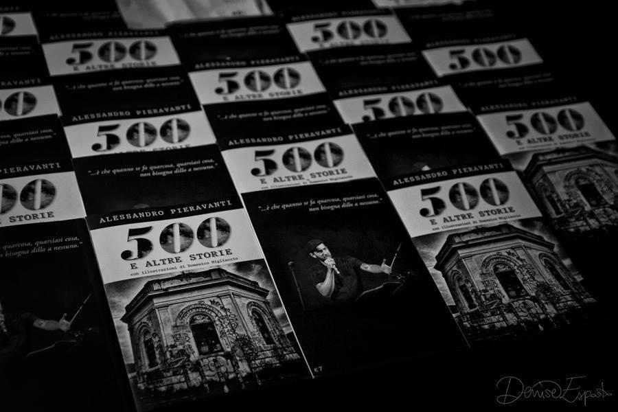 500 e altre storie - denise esposito