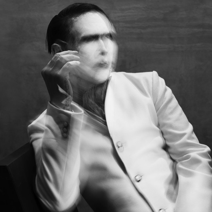 marilyn manson front