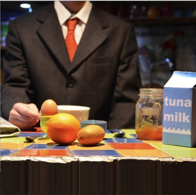 tuna milk
