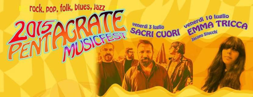 pentagrate music festival