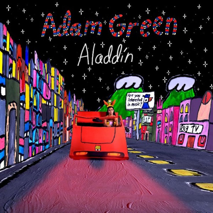 adam green aladdin