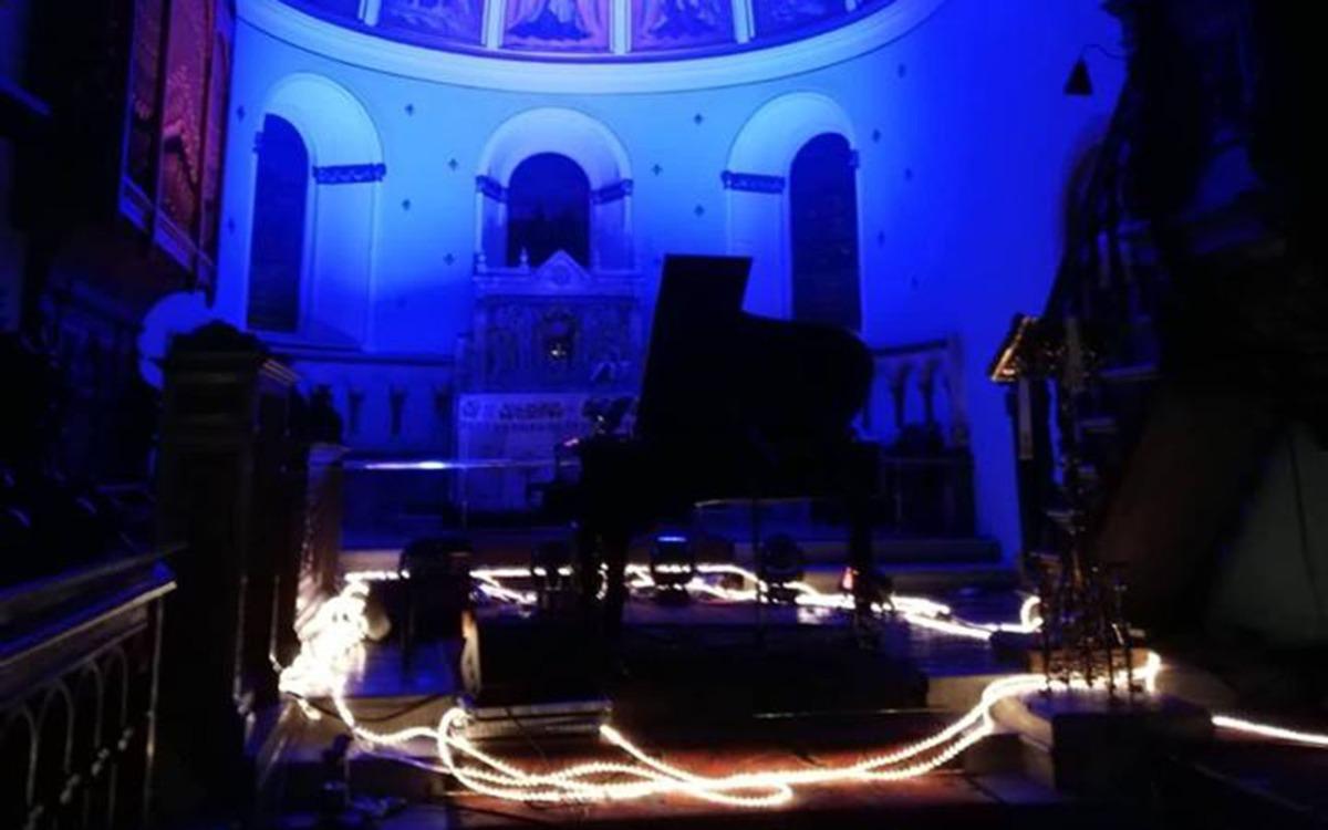 Federico Albanese @ St Stephen's Church, Dublino - 30 novembre 2018
