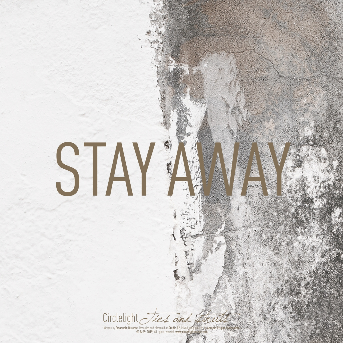 Circlelight - Stay Away      ***download esclusivo***