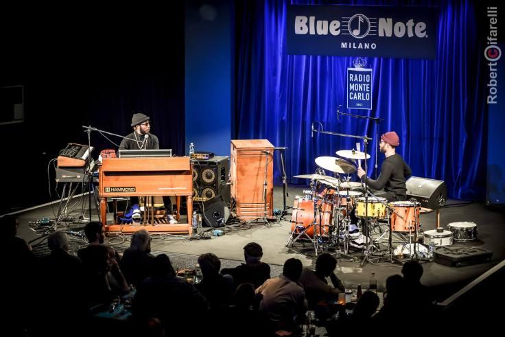 Cory Henry - Blue Note Milano - Foto di Roberto Cifarelli
