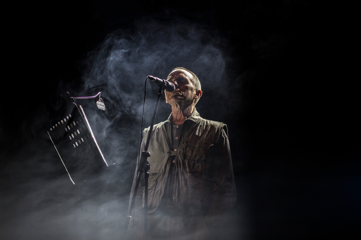 """Giovanni Lindo Ferretti """"A cuor contento"""" @ Live Music Club, Trezzo Sull'Adda 9 maggio 2019"""