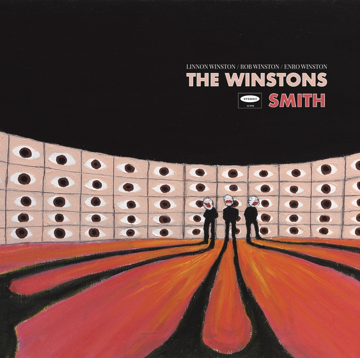 The Winstons - Smith (Sony Music, 2019)