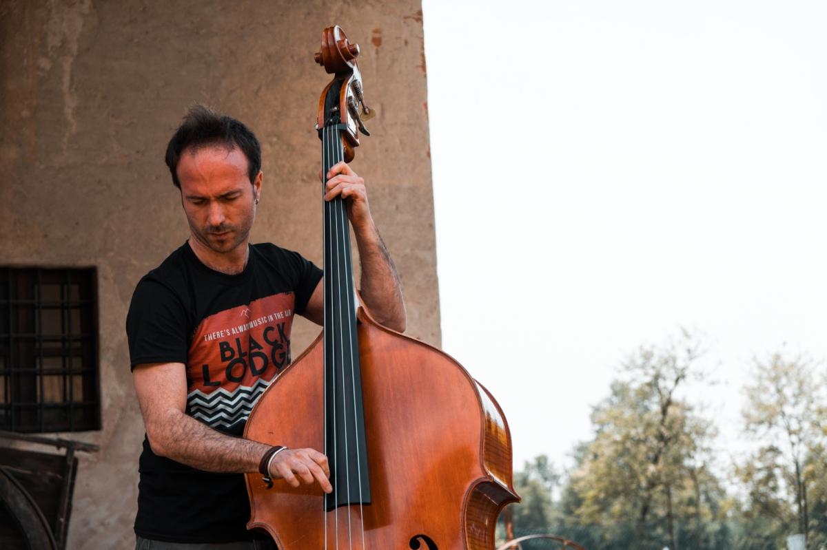 Matteo Bortone solo @ NovaraJazz - Mulino Vecchio di Bellinzago (No), 25 maggio 2019